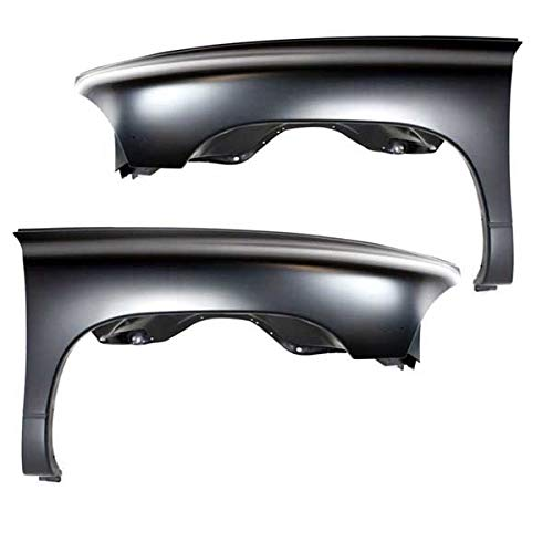 Partomotive For Dakota/Durango Front Fender Quarter Panel Left Right Side SET PAIR