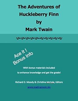 A critical analysis of the adventures of huckleberry finn by mark twain