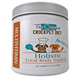 The Original Crockpet Diet Holistic Total Body Support for Dogs 225g