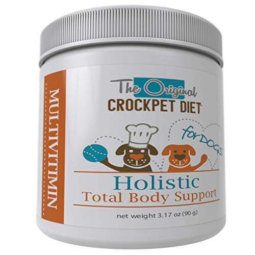 The Original Crockpet Diet Holistic Total Body Support for Dogs 225g Review