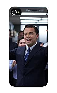 Case Provided For Iphone 5/5s Protector Case The Wolf Of Wallstreet Biography Comedy Drama Phone Cover With Appearance