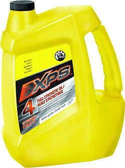 Engines Pwc (Ski-Doo, Can-Am, Sea-Doo XPS 4 Stroke All Climate Engine Oil Gallon ATV,PWC,Snow 293600115)