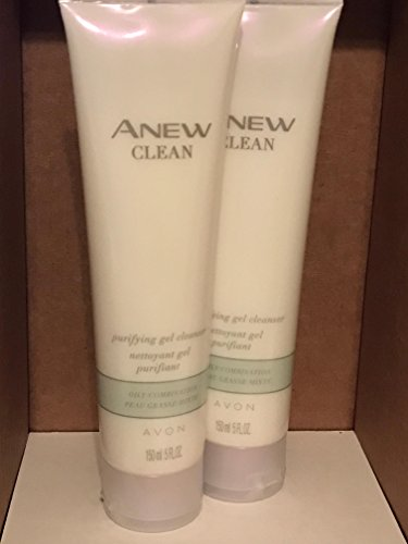 Anew Clean Purifying Gel Cleanser 5 fl.oz. lot 2 tubs