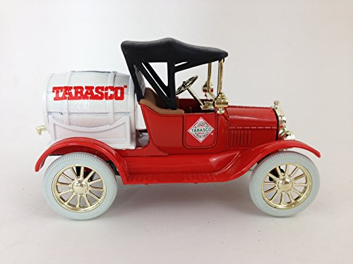 1991 Ertl TRUSTWORTHY HARDWARE Stores 1918 Ford Barrel Delivery Truck Bank in 1:25 Scale Diecast Metall
