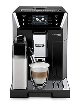 DeLonghi ECAM 550.55.SB Independiente Totalmente automática Máquina de café en cápsulas 2L Acero inoxidable