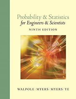 Amazon essentials of probability statistics for engineers probability and statistics for engineers and scientists 9th edition fandeluxe Choice Image