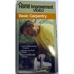 Home Improvement Video: Basic Carpentry