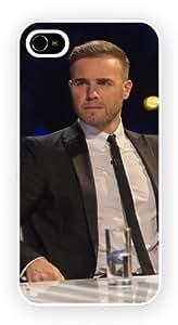 Gary Barlow 2 X Factor iPhone, Samsung Galaxia S5 Fundas del tel?fono m?vil de calidad