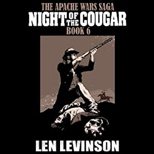Night of the Cougar Audiobook