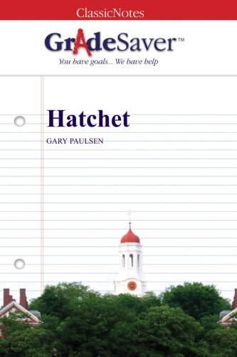 hatchet study guide gradesaver rh gradesaver com Hatchet Notes Hatchet Activities