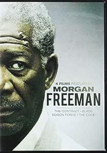 Amazon Com Morgan Freeman 4 Film Collection Morgan Freeman Antonio Banderas Tom Hardy John Cusack Kevin Spacey Ll Cool J 4 Film Movies Tv
