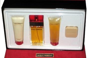 Amazon.com   Dolce   Gabbana Edt Spray Body Milk Shower Gel   Soap ... fbad543e8180