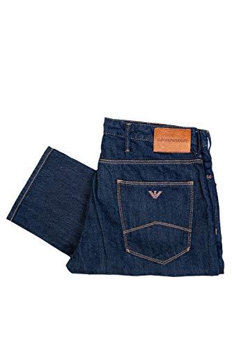 Emporio Uomo Jeans Armani Denim Blu q86qFwr