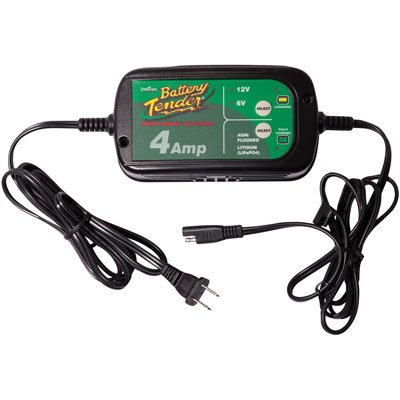 er 4 Amp Selectable Charger ()