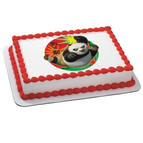 Kung Fu Panda 2 - Karate Po Edible -