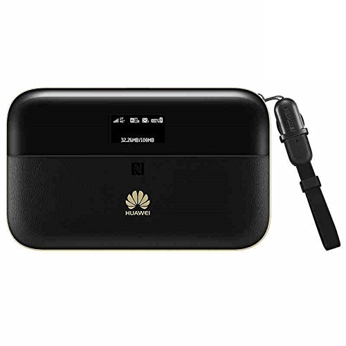 Original Unlocked HUAWEI WiFi 2 Pro E5885LS-93A E5885 300Mbps 4G LTE Mobile WiFi Hotspot Black