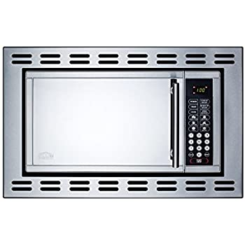 Amazon Com Summit Otr24 24 Quot Built In Microwave With
