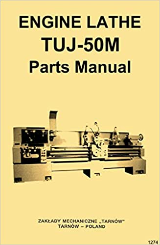 tuj-50m tarnow, polamco, toolmex, famot, afm metal lathe parts & wiring  diagrams manual plastic comb – 1900
