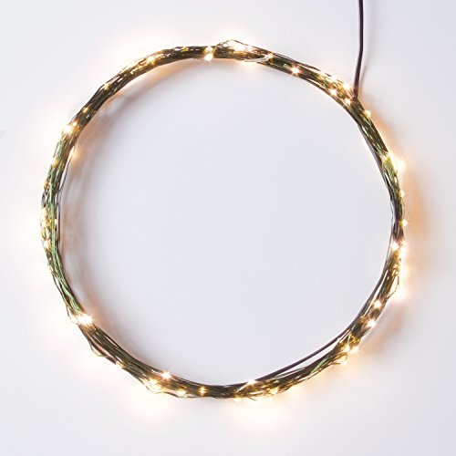 Micro Led String Lights On Bendable Wire - 8