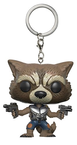 Pocket POP! Keychain - Marvel Guardians O/T Galaxy 2 Rocket