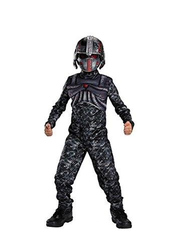 Recon Commando Costumes (Operation Rapid Strike- Recon Commando Child Costume Age 4-6)