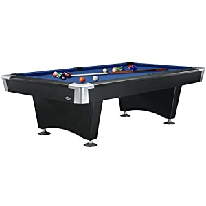Brunswick 8 Foot Black Wolf Pool Table With FREE Contender Play Package  Accessories And Brunswick Contender Cloth   Price Includes Free On Site  Delivery And ...