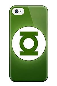 Hazel J. Ashcraft's Shop Hot Case Cover Iphone 4/4s Protective Case Green Lantern Logo