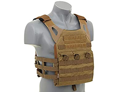 The Mercenary Company Jumpable MOLLE Vest