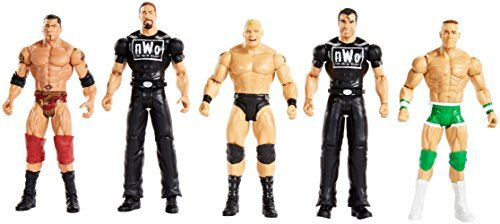 Buy wwe 5 pack