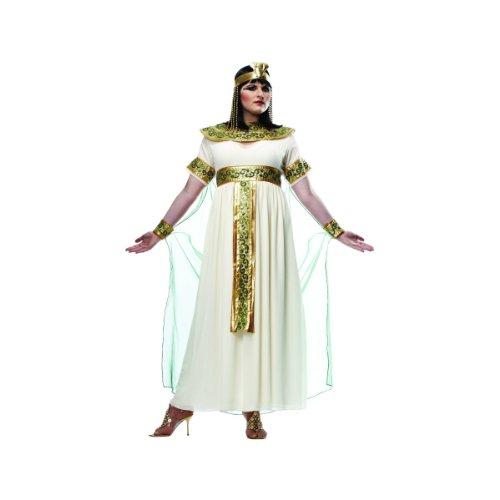 Cleopatra Costume - Plus Size 2X - Dress Size 20-22]()