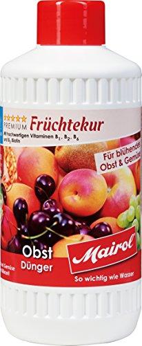 Mairol Früchte-Dünger Obst-Dünger Früchtekur Liquid 500 ml