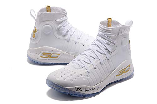 Souk UnderArmour UA Curry 4 White-Gold