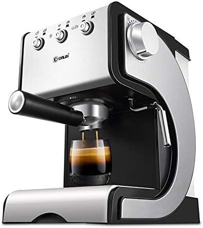 Cafetera Semiautomática, Extracción De Alta Presión De 20 Bar, Filtro Doble, Control De Temperatura Dual Control De Temperatura: Amazon.es: Hogar