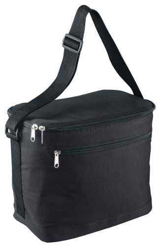 [Liberty Bags Joseph 12-Pack Cooler (Black) (ONE)] (6