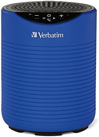 Verbatim Mini Wireless Waterproof Bluetooth Speaker – Blue