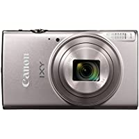 Canon compact digital camera IXY 650 12x optical zoom IXY650 (SL) (Silver)--(Japan Import-No Warranty)