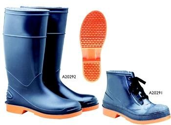 SureFlex 6 Inches Boots Sz 8 (9 Pairs)