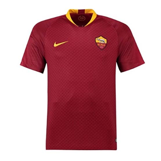 2018-2019 AS Roma Home Nike Football Soccer T-Shirt Maillot (Stephan El Shaarawy 92)