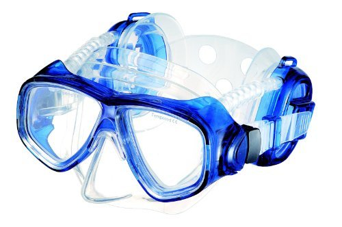 IST Pro Ear ME-80CB Diving Mask by IST Proline ()