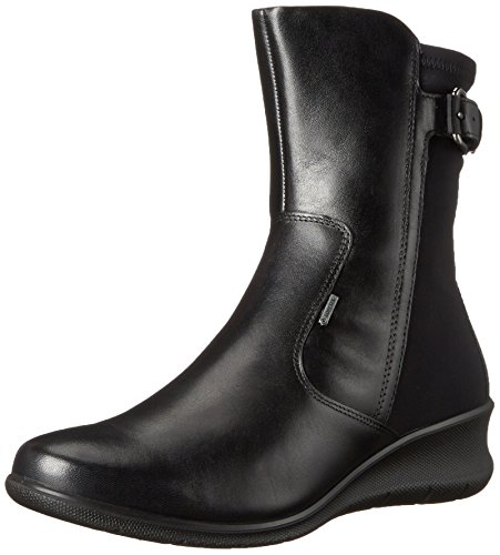 Footwear ECCO Boot GTX Black Womens Babett fOOqda
