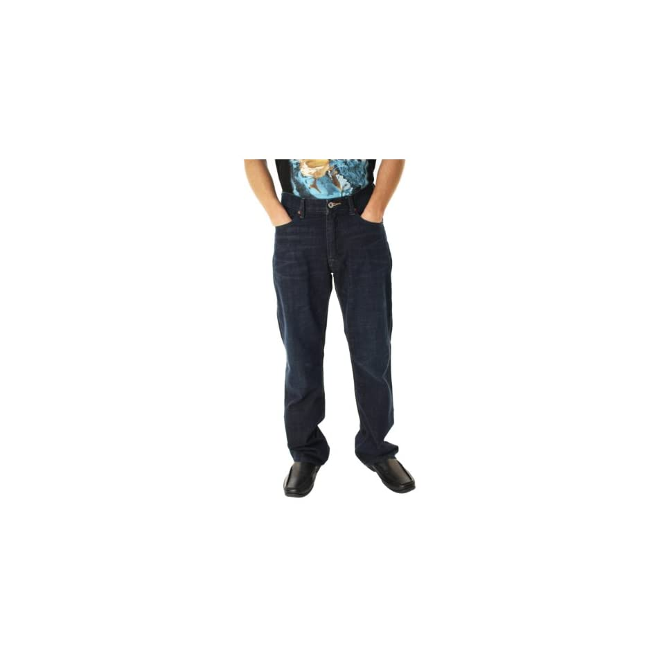 Lucky Brand Men's 181 Relaxed Fit Straight Leg Midrise Jeans 30 X 32 at  Men's Clothing store