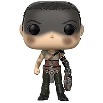 Funko Pop! Movies: Mad Max Fury Road Furiosa (Styles May Vary) Collectible Figure: Funko Pop! Movies:: Toys & Games