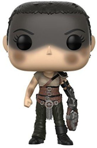 Funko Pop Movies: Mad Max Fury Road-Furiosa (Styles May Vary) Collectible (Mad Max Costumes For Sale)