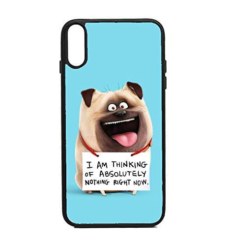 size 40 9a4aa 6b9c3 Amazon.com: Phone Case Secret Life of Pets Mel for iPhone Xs Max ...