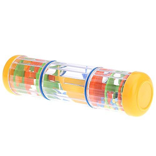 'ammoon 8Spielzeug Musical Der Regenmacher Rainmaker für die Spiele alles kleine Kinder Hotels Abend