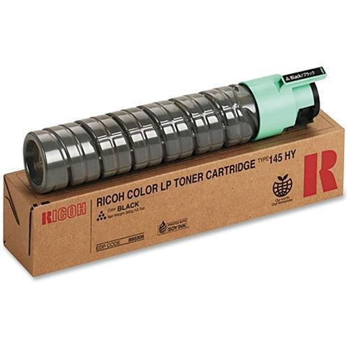 888308 Ricoh High Yield Black Toner Cartridge - Black - Laser - 15000 Page (C410dn Color Sp)