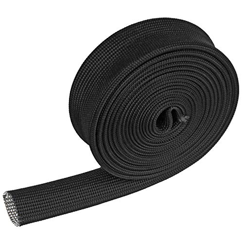 Fiberglass Heat Shield Sleeve - 3/4