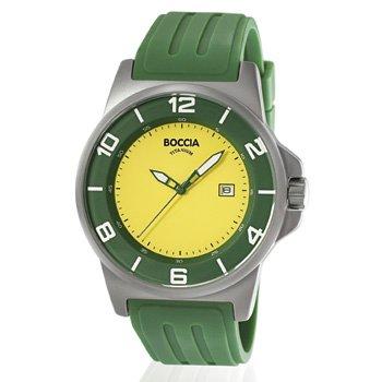 3535-31 Boccia Titanium Watch