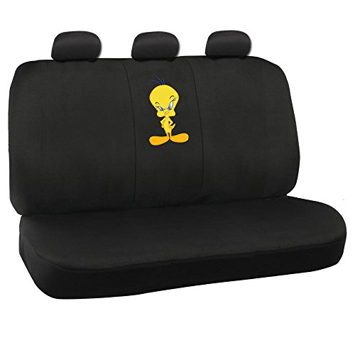 Tweety Seat Cover Carpet Floor Mat And Sun Shade Warner