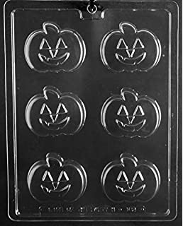 Pumpkin Oreo Cookie Halloween Fall Chocolate Mold Ships Same Day m80